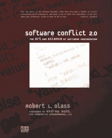 Book Cover of Software Conflict 2.0: The Art and Science of Software Engineering
